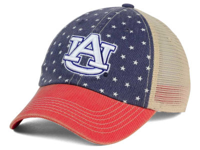 Auburn Tigers Top of the World NCAA Starstripe Cap