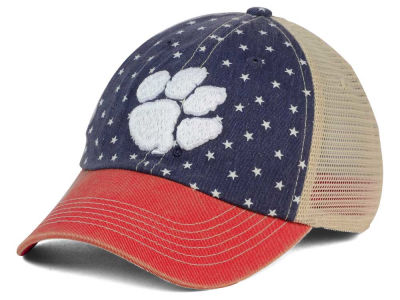 Clemson Tigers Top of the World NCAA Starstripe Cap