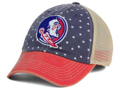 Florida State Seminoles Top of the World NCAA Starstripe Cap