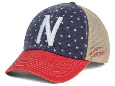 Nebraska Cornhuskers Top of the World NCAA Starstripe Cap