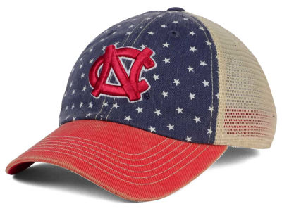 North Carolina Tar Heels Top of the World NCAA Starstripe Cap