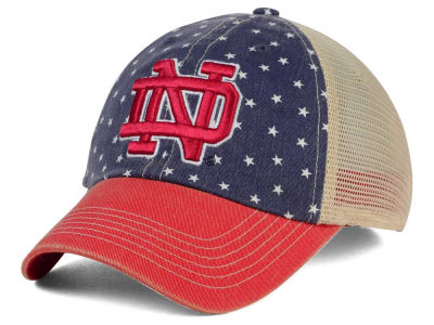 Notre Dame Fighting Irish Top of the World NCAA Starstripe Cap
