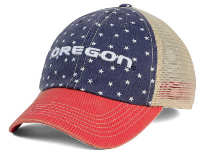 Oregon Ducks Top of the World NCAA Starstripe Cap