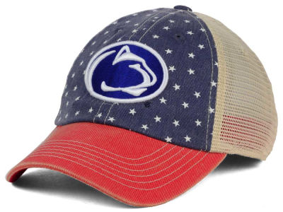 Penn State Nittany Lions Top of the World NCAA Starstripe Cap