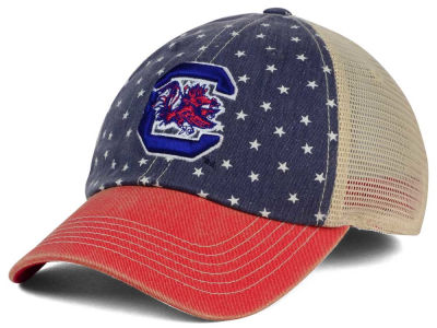 South Carolina Gamecocks Top of the World NCAA Starstripe Cap