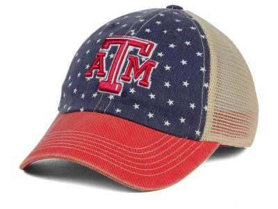 Texas A&M Aggies Top of the World NCAA Starstripe Cap
