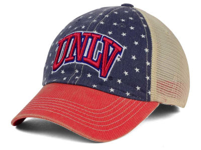 UNLV Runnin Rebels Top of the World NCAA Starstripe Cap