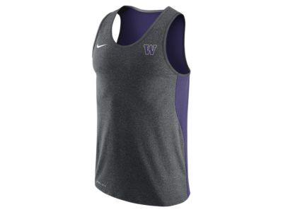 Washington Huskies Nike NCAA Men's Dri-Fit Touch Tank