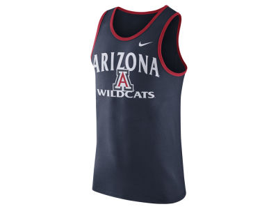 Arizona Wildcats Nike NCAA Men's Cotton Team Tank