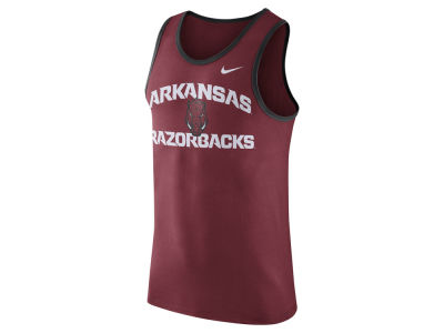 Arkansas Razorbacks Nike NCAA Men's Cotton Team Tank
