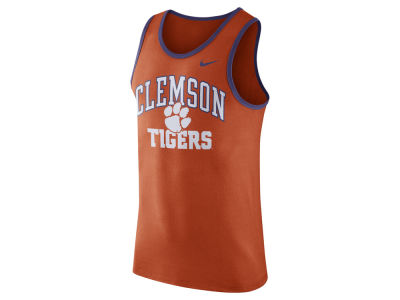 Clemson Tigers Nike NCAA Men's Cotton Team Tank