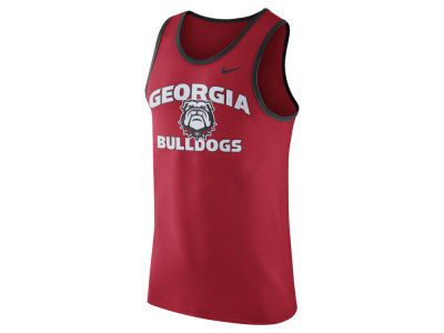 Georgia Bulldogs Nike NCAA Men's Cotton Team Tank