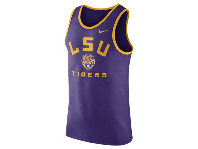 LSU Tigers Nike NCAA Men's Cotton Team Tank