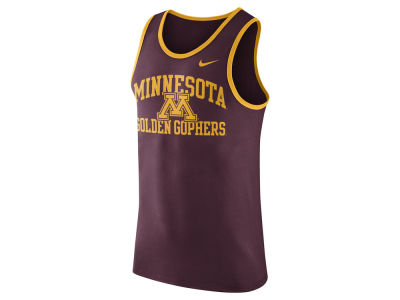 Minnesota Golden Gophers Nike NCAA Men's Cotton Team Tank