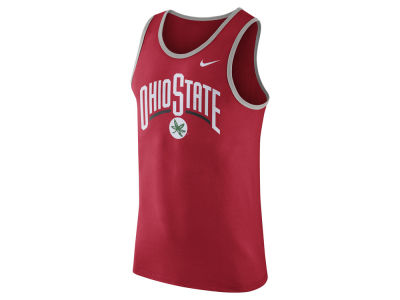 Ohio State Buckeyes Nike NCAA Men's Cotton Team Tank