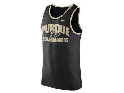 Purdue Boilermakers Nike NCAA Men's Cotton Team Tank
