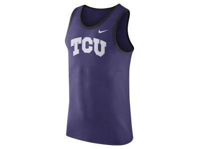 Texas Christian Horned Frogs Nike NCAA Men's Cotton Team Tank