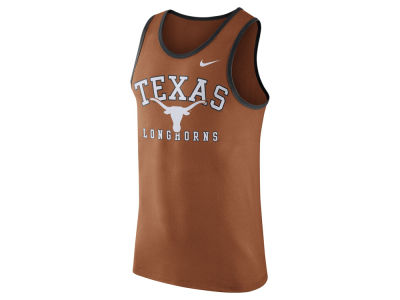 Texas Longhorns Nike NCAA Men's Cotton Team Tank