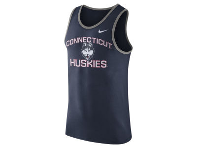 Connecticut Huskies Nike NCAA Men's Cotton Team Tank