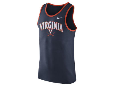 Virginia Cavaliers Nike NCAA Men's Cotton Team Tank