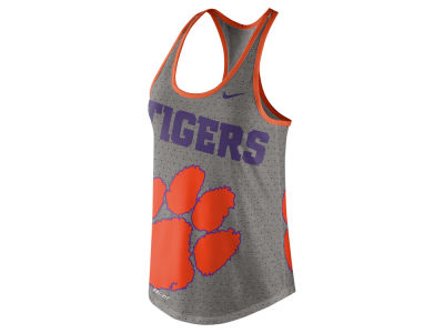 Clemson Tigers Nike NCAA Women's Dri-Blend Gear Up Tank