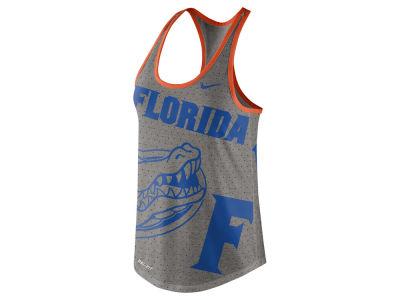 Florida Gators Nike NCAA Women's Dri-Blend Gear Up Tank