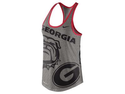 Georgia Bulldogs Nike NCAA Women's Dri-Blend Gear Up Tank