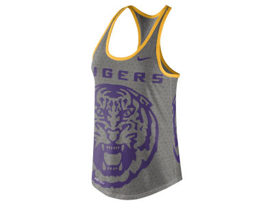 LSU Tigers Nike NCAA Women's Dri-Blend Gear Up Tank
