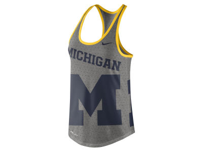 Michigan Wolverines Nike NCAA Women's Dri-Blend Gear Up Tank
