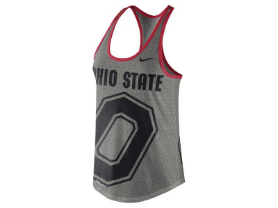 Ohio State Buckeyes Nike NCAA Women's Dri-Blend Gear Up Tank