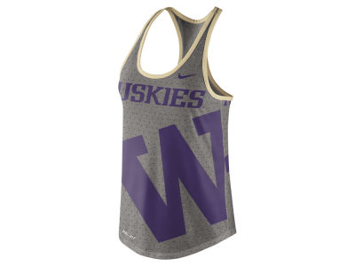 Washington Huskies Nike NCAA Women's Dri-Blend Gear Up Tank