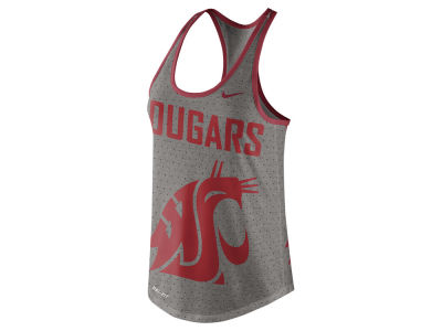 Washington State Cougars Nike NCAA Women's Dri-Blend Gear Up Tank