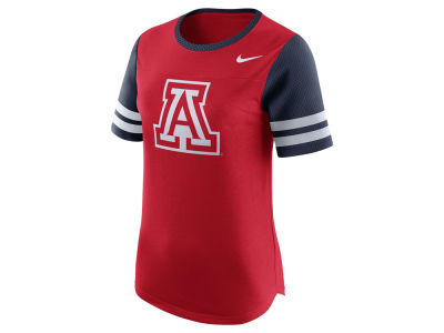 Arizona Wildcats Nike NCAA Women's Gear Up Modern Fan T-Shirt