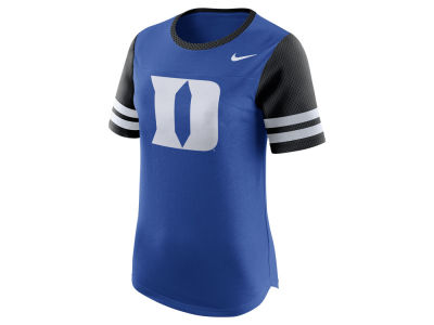 Duke Blue Devils Nike NCAA Women's Gear Up Modern Fan T-Shirt