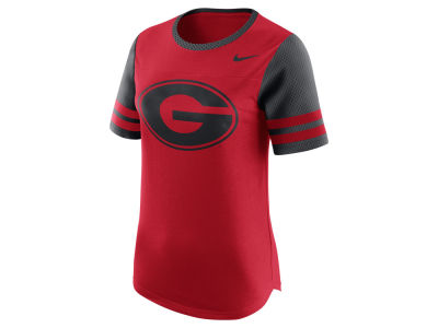 Georgia Bulldogs Nike NCAA Women's Gear Up Modern Fan T-Shirt