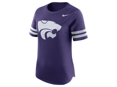 Kansas State Wildcats Nike NCAA Women's Gear Up Modern Fan T-Shirt