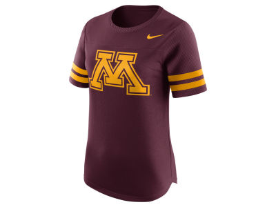 Minnesota Golden Gophers Nike NCAA Women's Gear Up Modern Fan T-Shirt