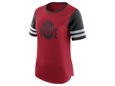 Ohio State Buckeyes Nike NCAA Women's Gear Up Modern Fan T-Shirt