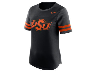 Oklahoma State Cowboys Nike NCAA Women's Gear Up Modern Fan T-Shirt