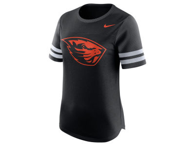Oregon State Beavers Nike NCAA Women's Gear Up Modern Fan T-Shirt