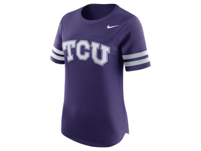 Texas Christian Horned Frogs Nike NCAA Women's Gear Up Modern Fan T-Shirt