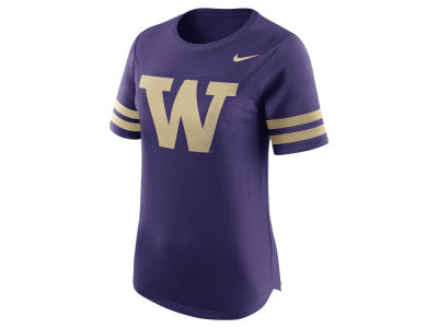 Washington Huskies Nike NCAA Women's Gear Up Modern Fan T-Shirt