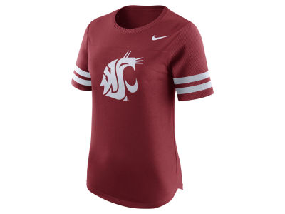 Washington State Cougars Nike NCAA Women's Gear Up Modern Fan T-Shirt