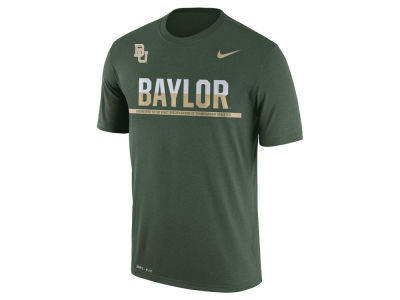 Baylor Bears Nike NCAA Mens Legend Staff Sideline T-Shirt