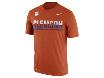 Clemson Tigers Nike NCAA Mens Legend Staff Sideline T-Shirt