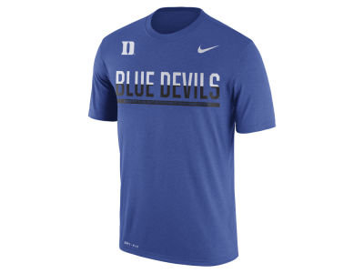 Duke Blue Devils Nike NCAA Mens Legend Staff Sideline T-Shirt