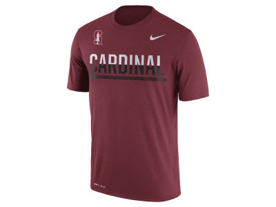 Stanford Cardinal Nike NCAA Mens Legend Staff Sideline T-Shirt