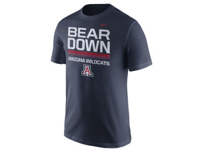 Arizona Wildcats Nike NCAA Men's Cotton Local Verbiage T-Shirt