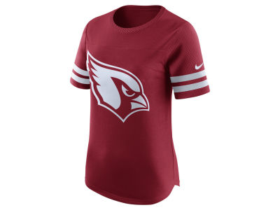 Arizona Cardinals Nike NFL Womens Gear Up Fan Top T-Shirt