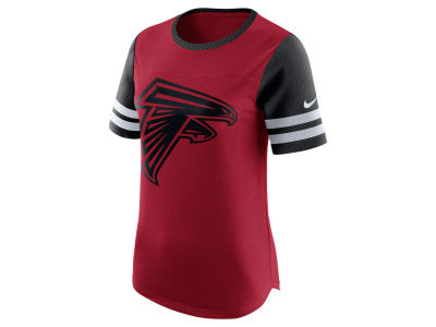 Atlanta Falcons Nike NFL Womens Gear Up Fan Top T-Shirt